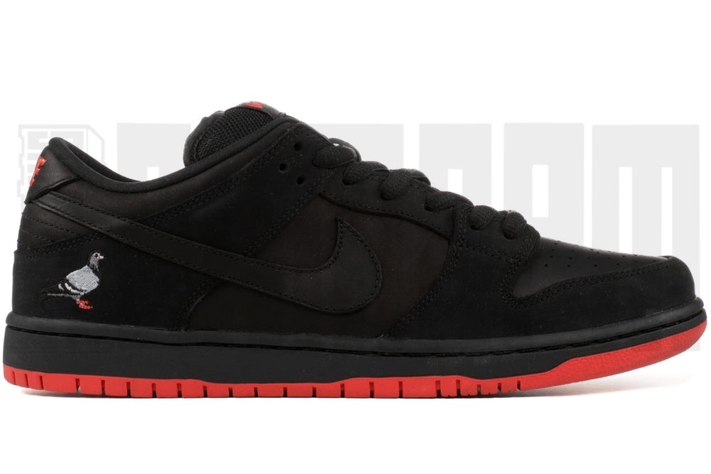 "Image of Nike SB DUNK LOW TRD QS ""PIGEON"""
