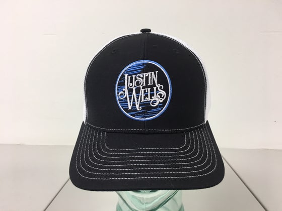 """Image of Justin Wells """"Blue Moon"""" Hat"""