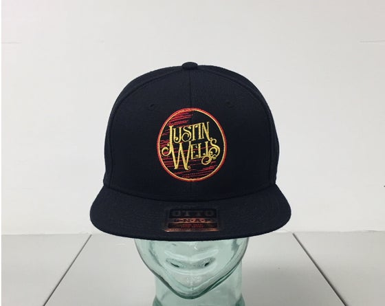 "Image of Justin Wells ""Red Moon"" Hat"