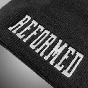 Image of Reformed Beanie - Graphite