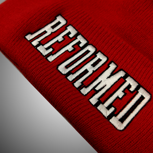Image of Reformed Beanie - Red