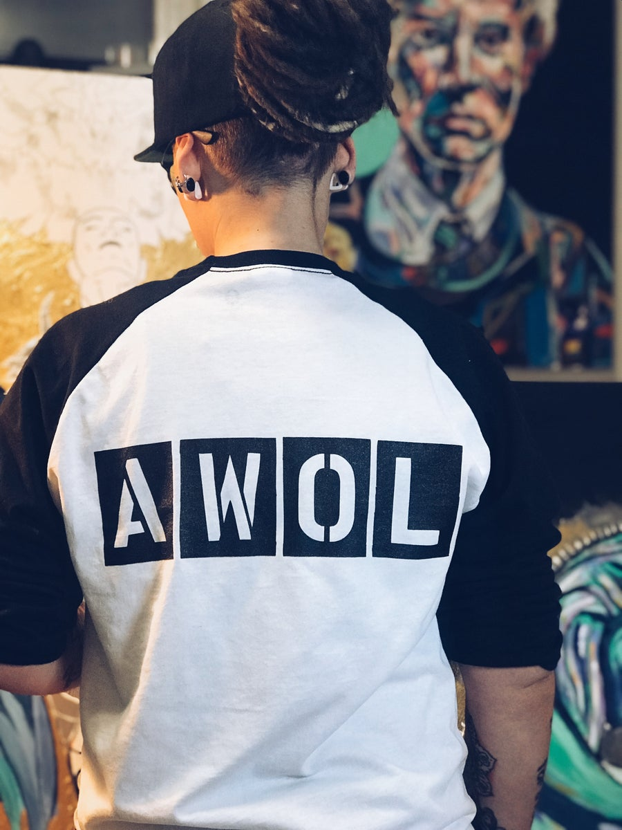 Image of AWOL Stencils Shirt