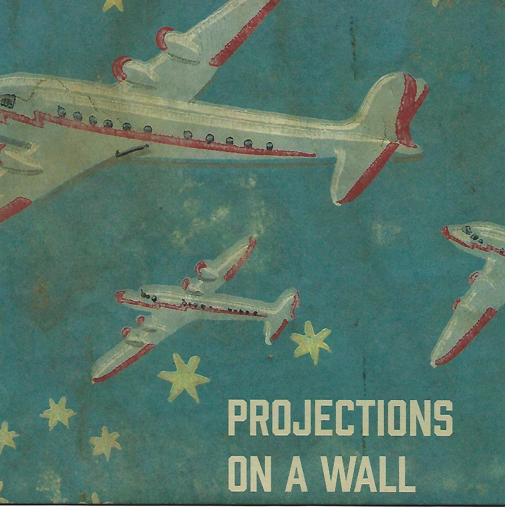 "Image of Projections on a Wall - Particles 7"" Record J-003"