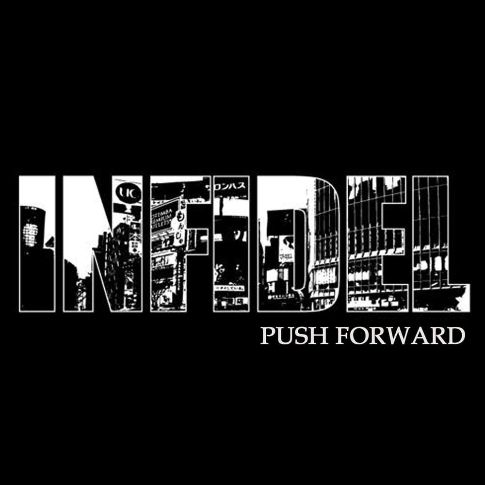 Image of Infidel - Push Forward CD Digipack