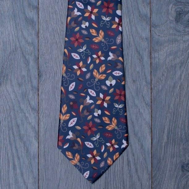 Image of Woodlands Earth Necktie