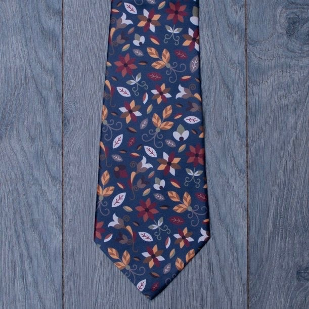 Image of Woodlands Earth Necktie