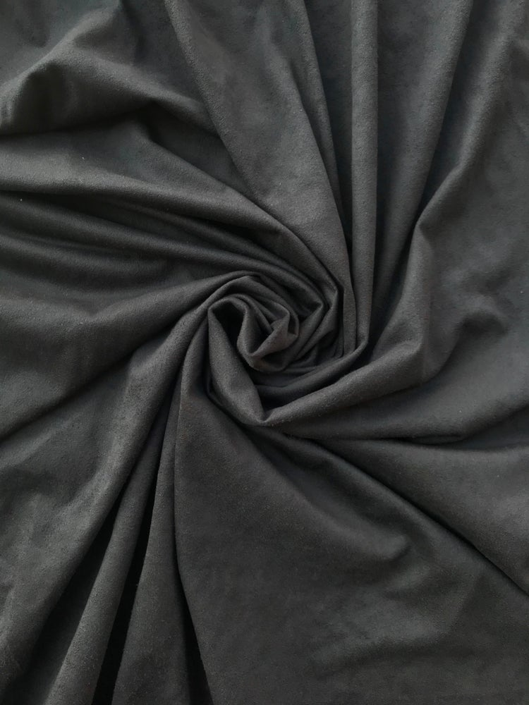 Image of Raven Faux Suede
