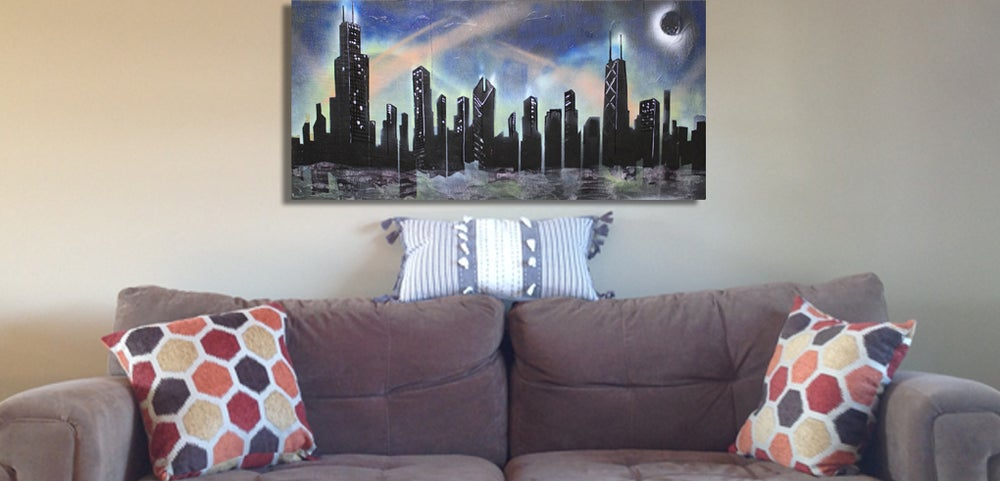 Image of Chicago Skyline