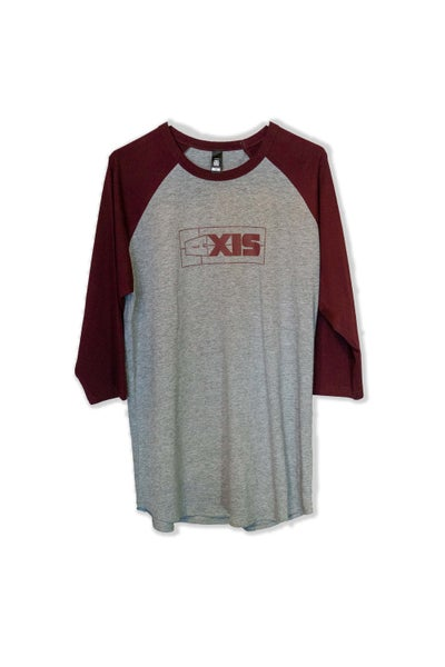Image of AXIS Unisex Raglan T-Shirt