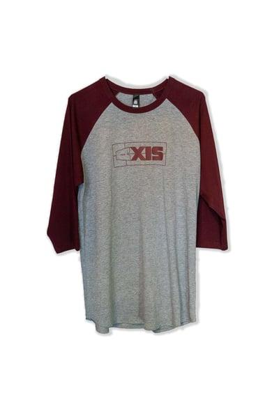 Image of AXIS Unisex Raglan T-Shirt