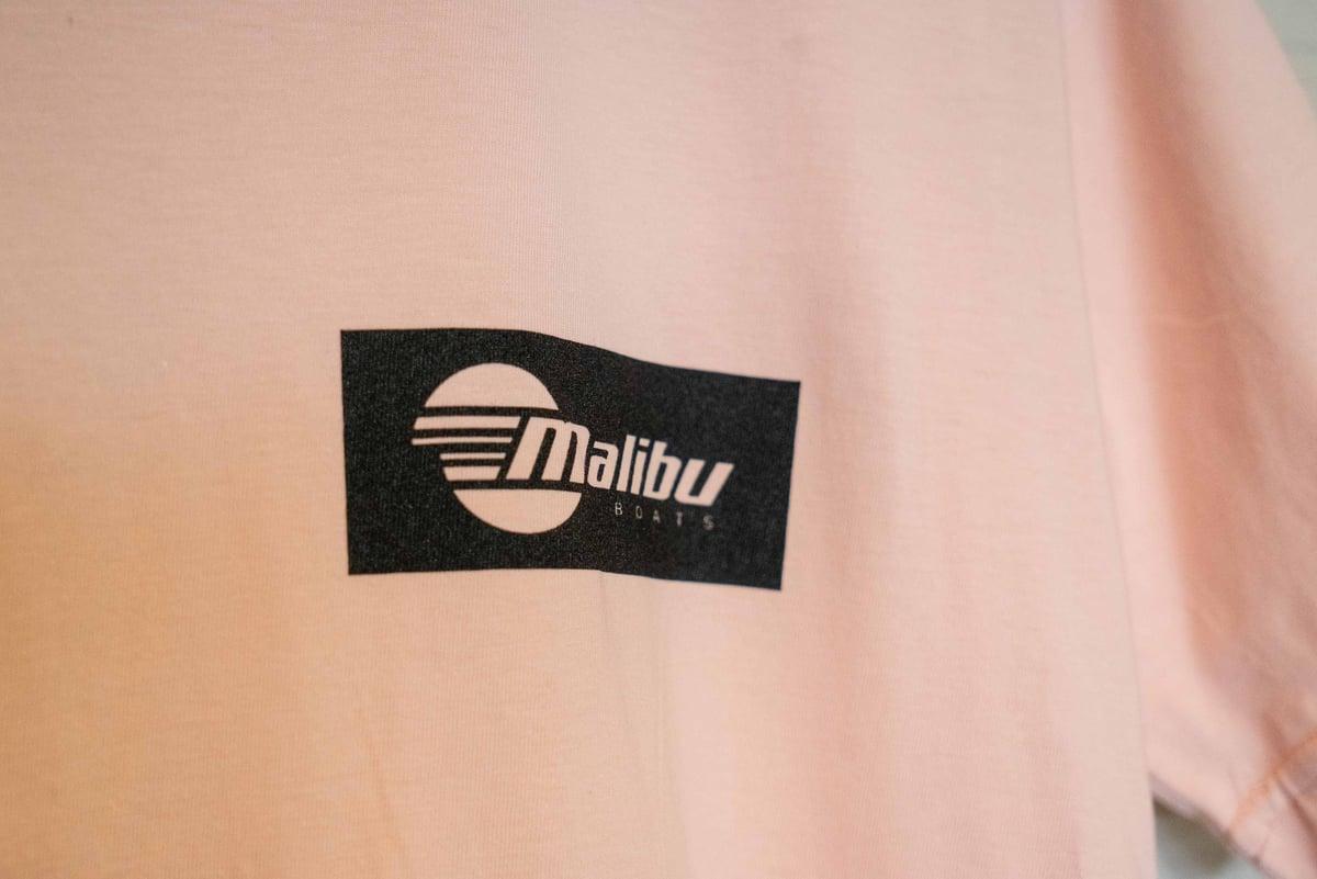 Image of Malibu Unisex T-Shirt - Pale Pink