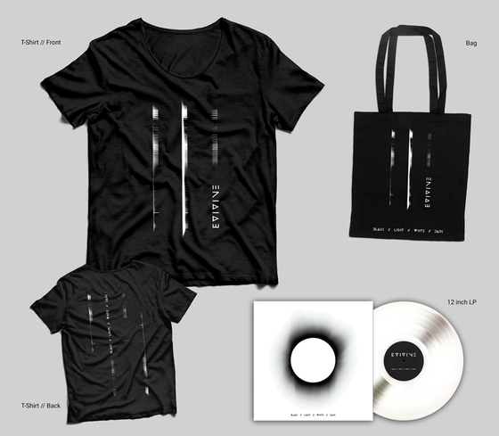 Image of T-shirt +Vinyl Bundle