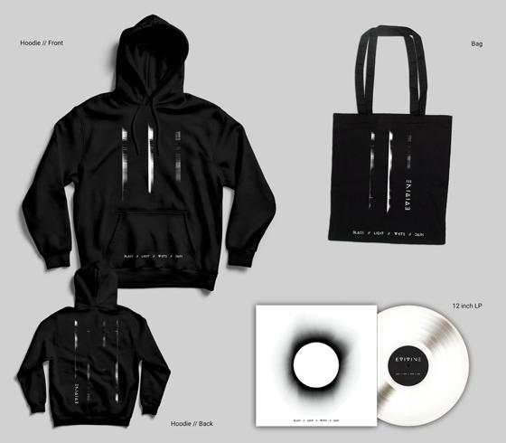 Image of Hoodie + Vinyl Bundle