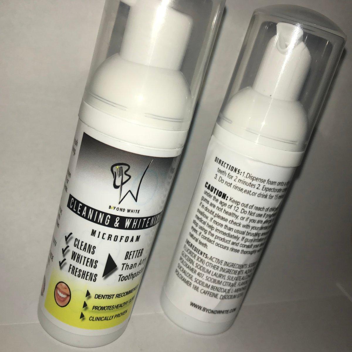 Image of Cleansing Whitening Microfoam