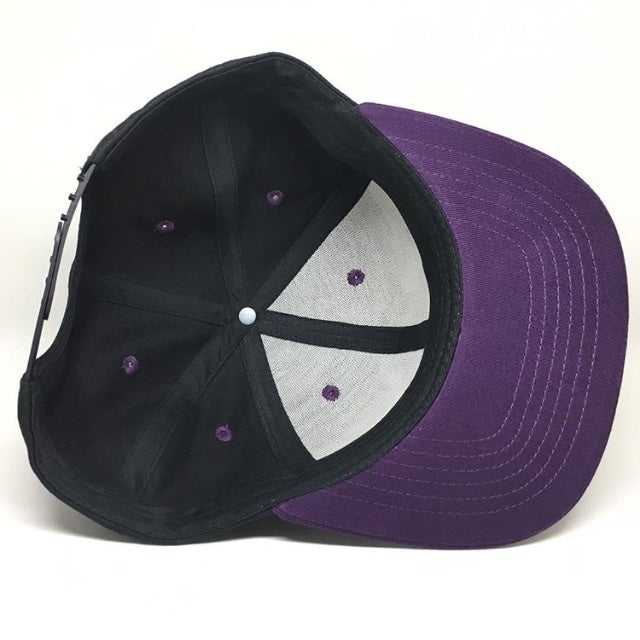 Image of Space Your Face Embroidered Snapback!