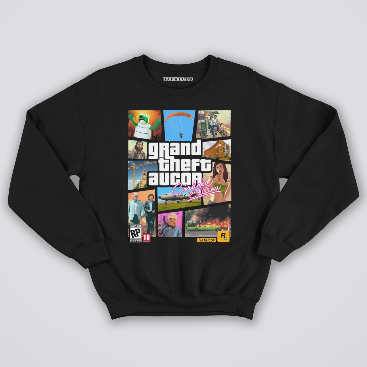 Image of GTA AUCOR - sudadera