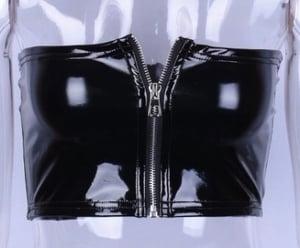 Image of Zip it up bandeau