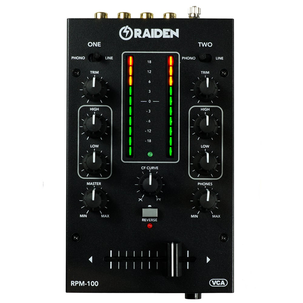 Image of RPM-100 : PORTABLE MIXER , Back in stock ships now!
