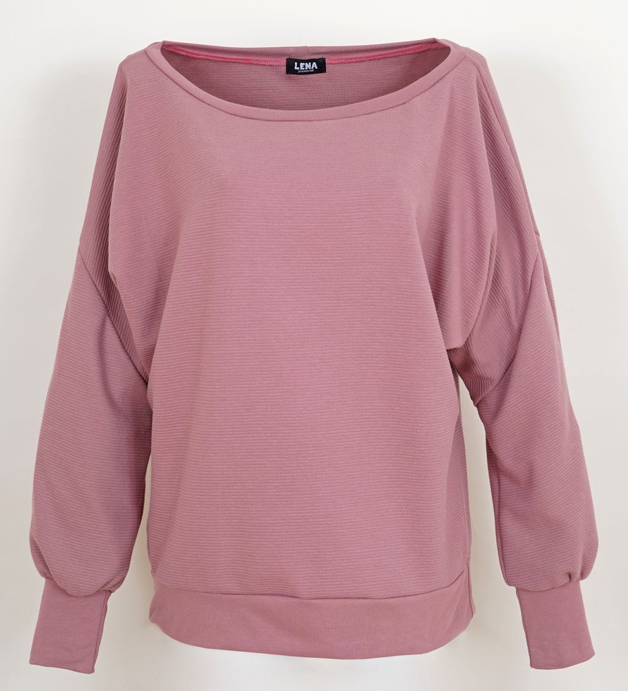 Image of Ripp Pullover mauve