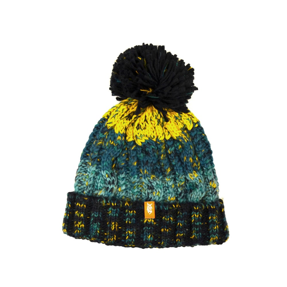 Image of HighPeak Knitted Hat in Midnight