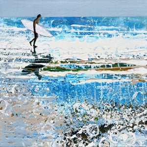 Image of Out of the blue, Polzeath, Cornwall
