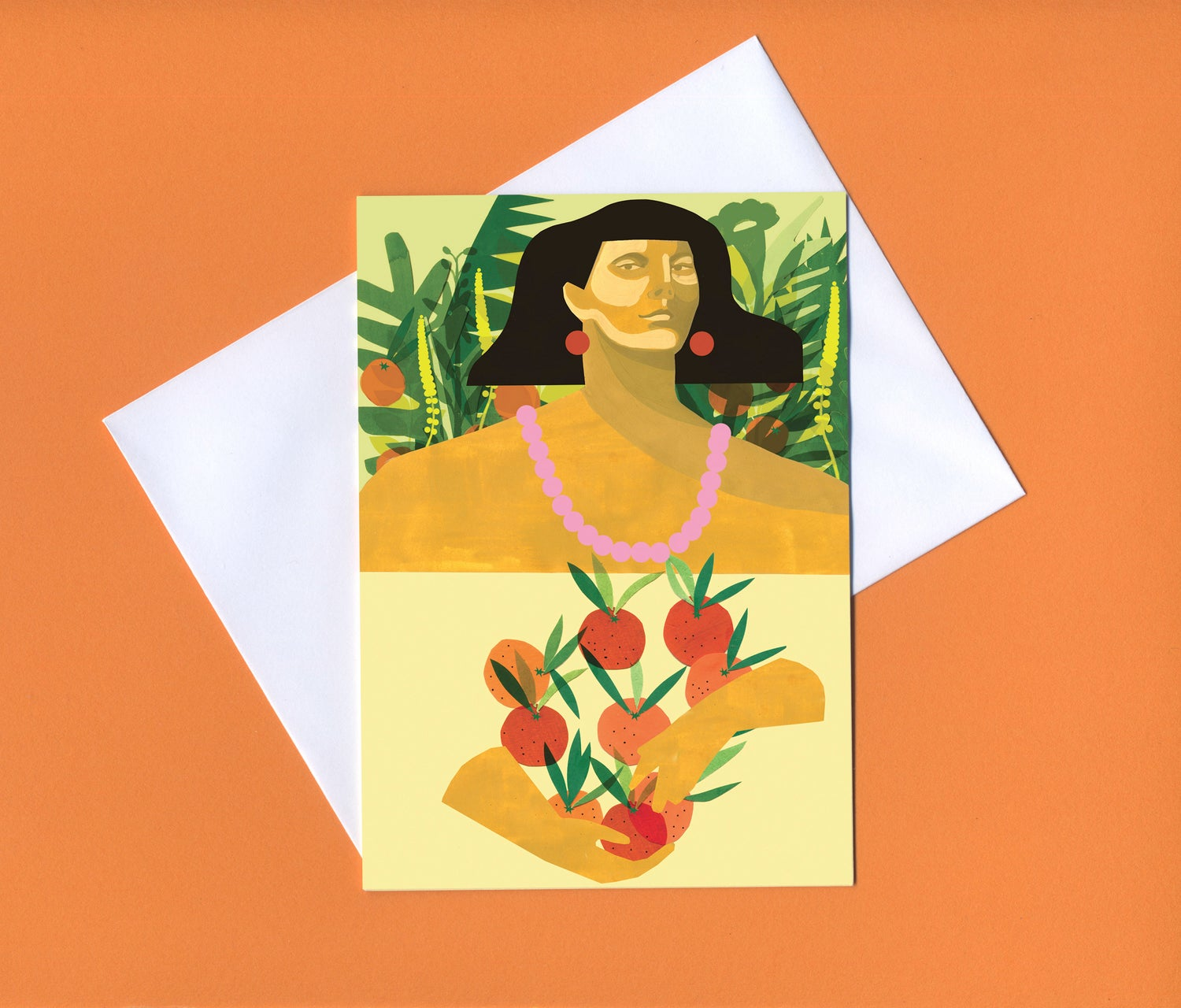 Image of Tropicana greetings cards
