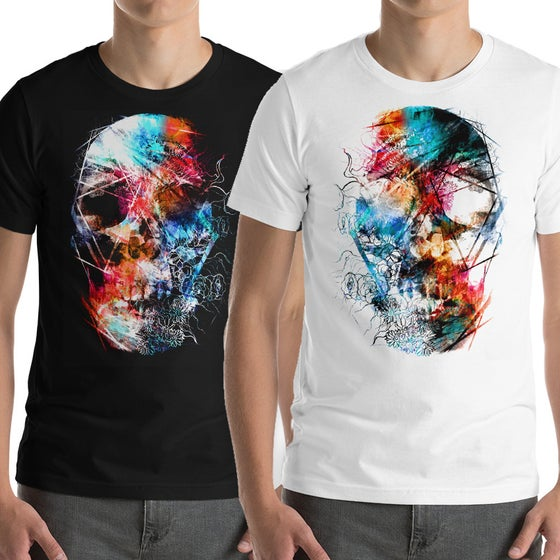 Image of As Night Follows Day - Unisex T-shirt in Black or White