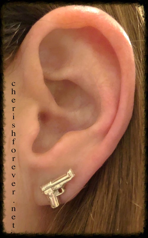 Image of Pistol Earrings