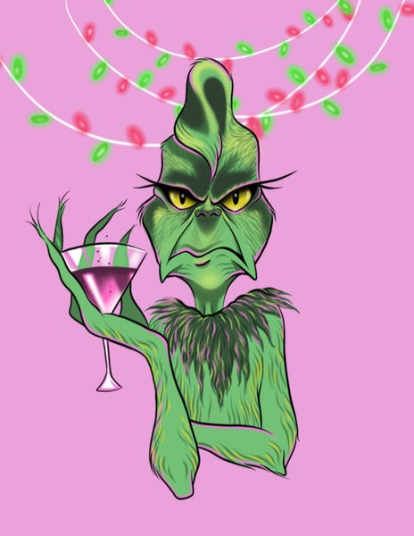 Image of GRINCH (3 PACK)