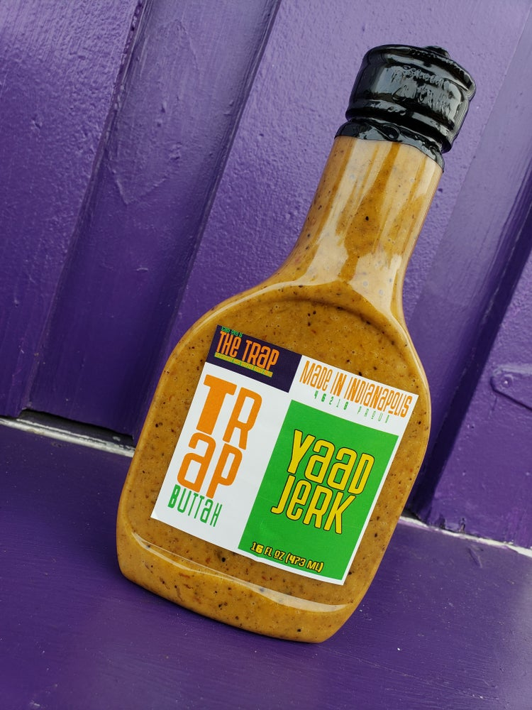 Image of Trap Buttah Sauce - Yaad Jerk