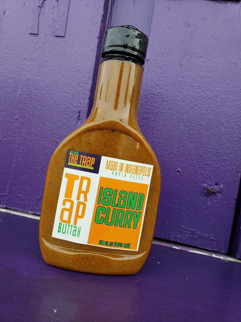 Image of Trap Buttah Sauce - Island Curry