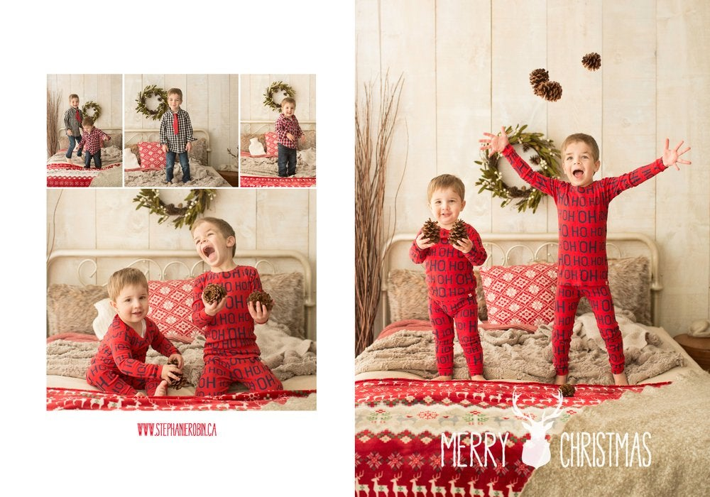 Image of Extra Set of Holiday Cards (25 Cards per set)