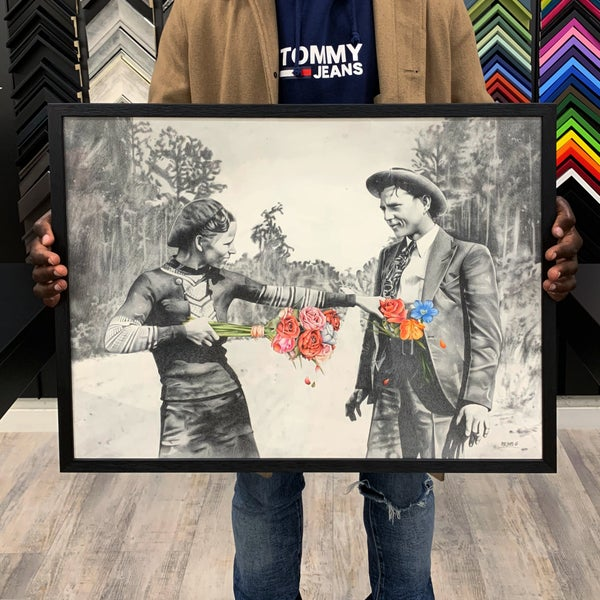 Image of Bonnie & Clyde - Limited Prints
