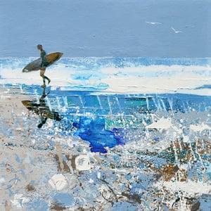 Image of Polzeath, Sounds of the Sea, Cornwall