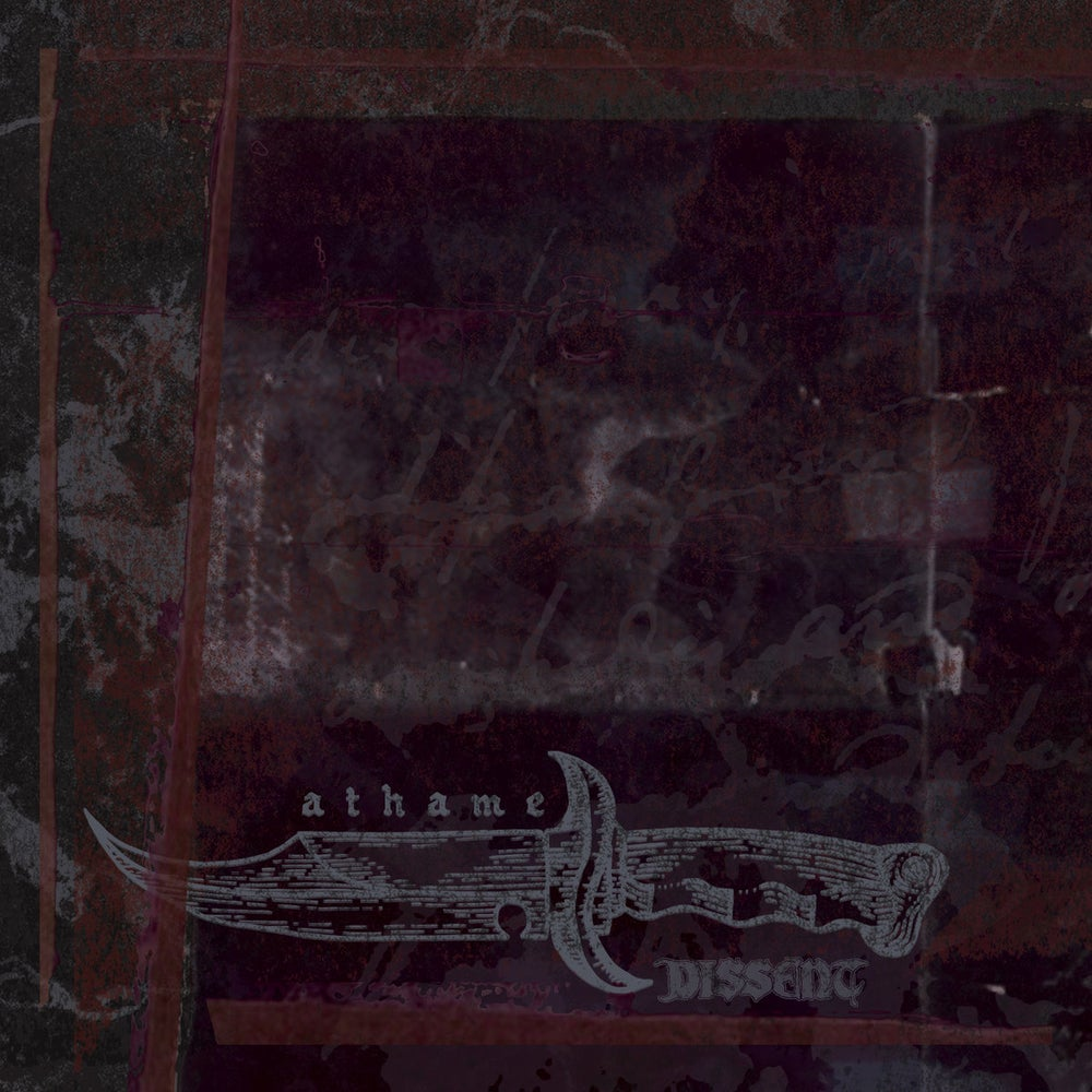 Image of Dissent - Athame CDEP Slipcase