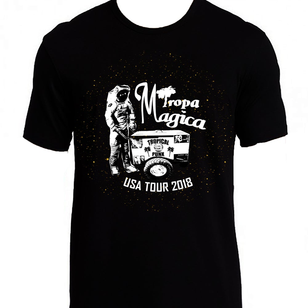 Image of USA Tour Shirt