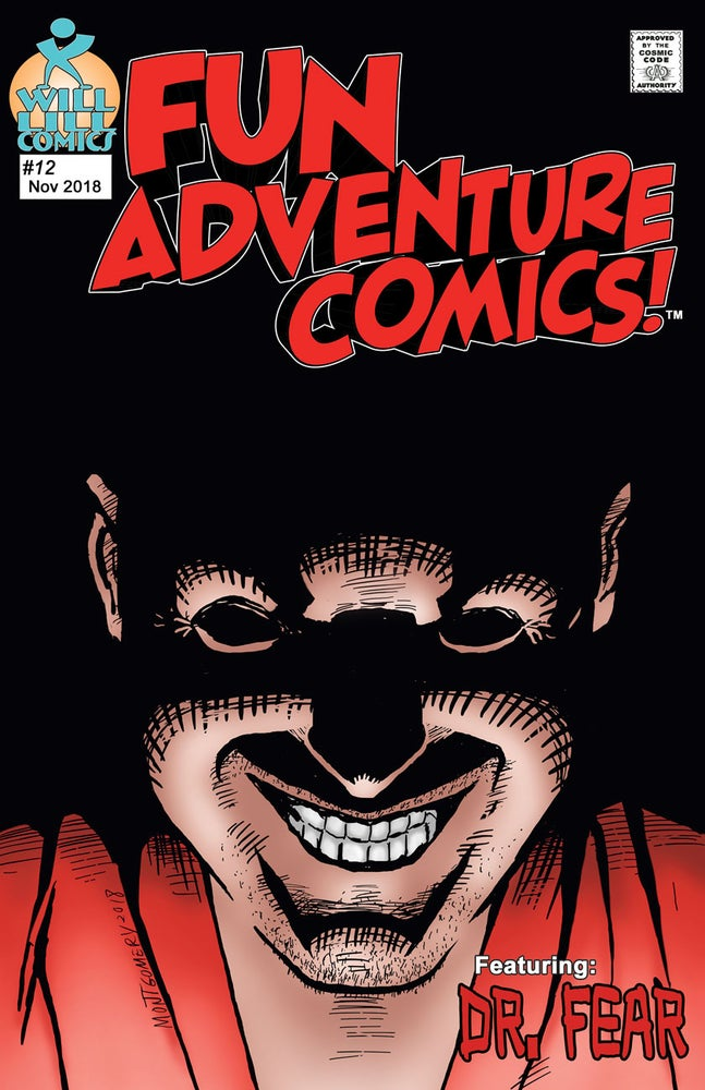 Image of Fun Adventure Comics! #12