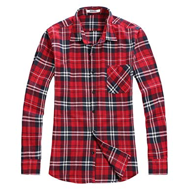 Image of Premium Plaid Flannel Shirt