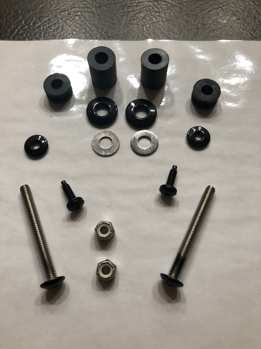 Image of Anti- Buffetting Kit For the FXDXT Fairing