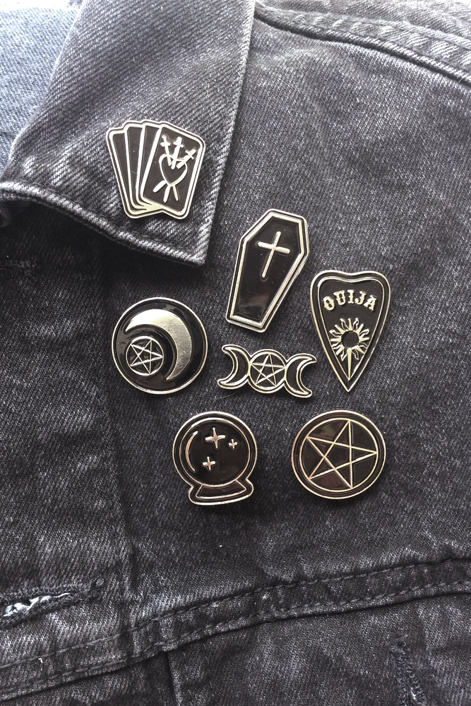 Image of WITCH BABY PINS