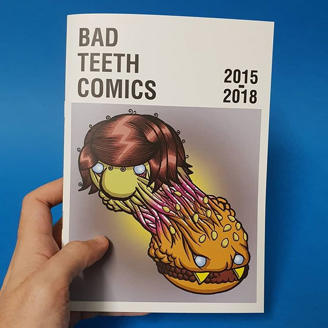 Image of BTC 2015-2018 Zine