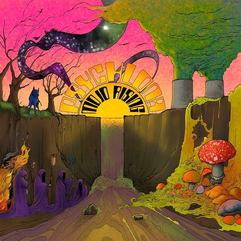 Image of Psychlona - Mojo Rising CD