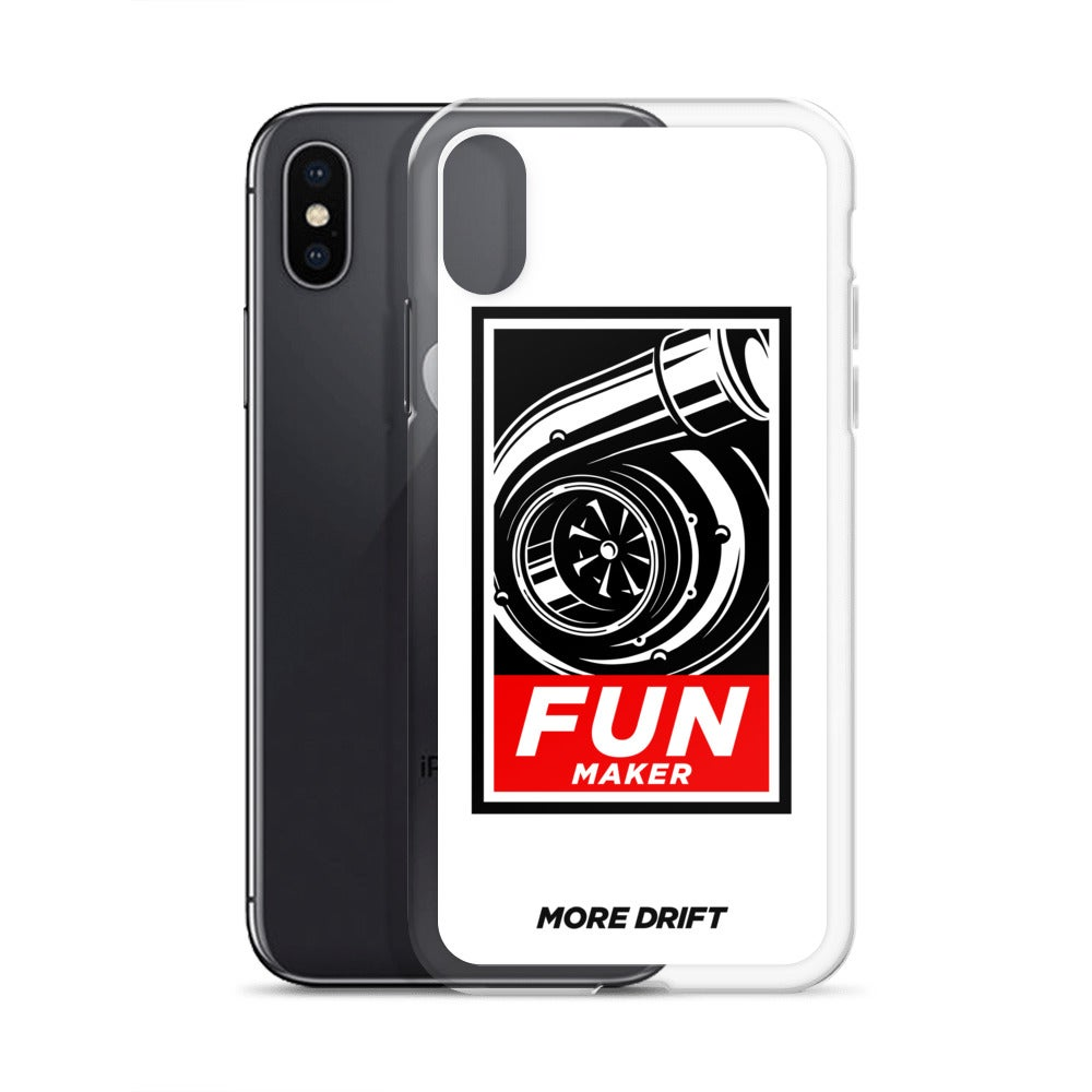 Image of Fun Maker Turbo iPhone Case