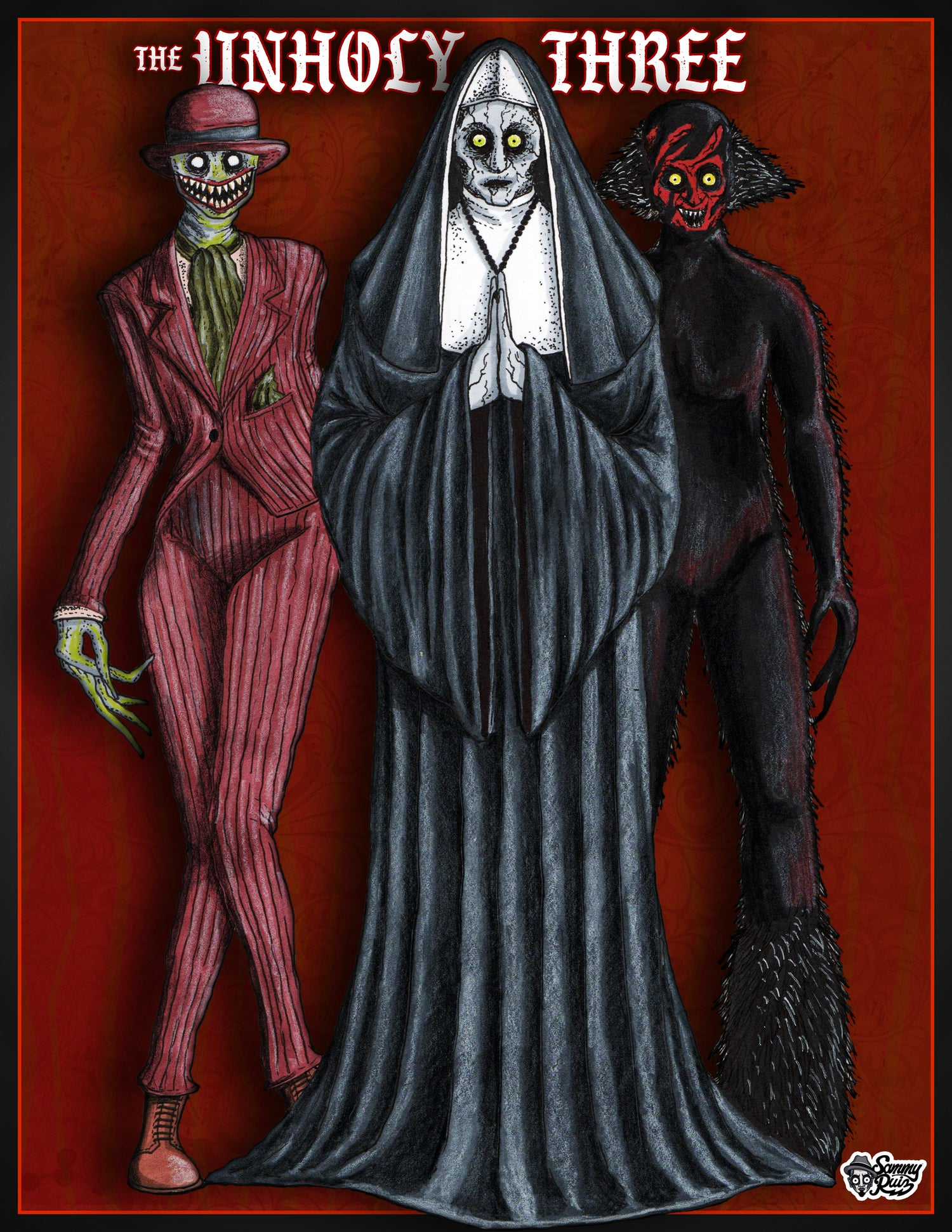 Image of The Unholy Three