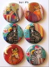 Cat Flair Buttons