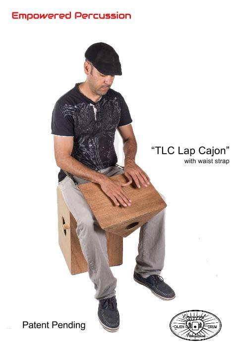 Image of $220 (msrp) - TLC Wedge Cajon