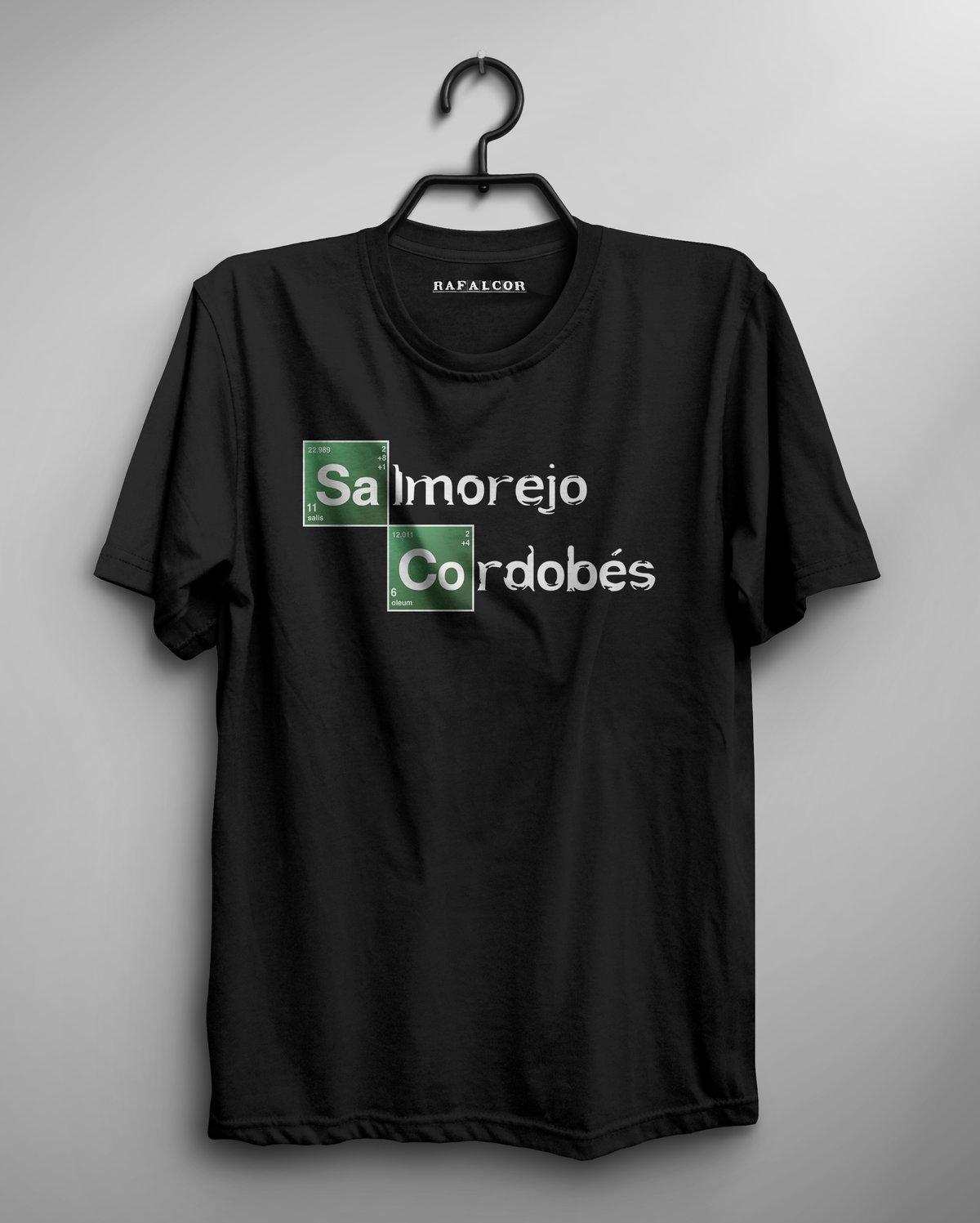 Image of BREAKING SALMOREJO - camiseta