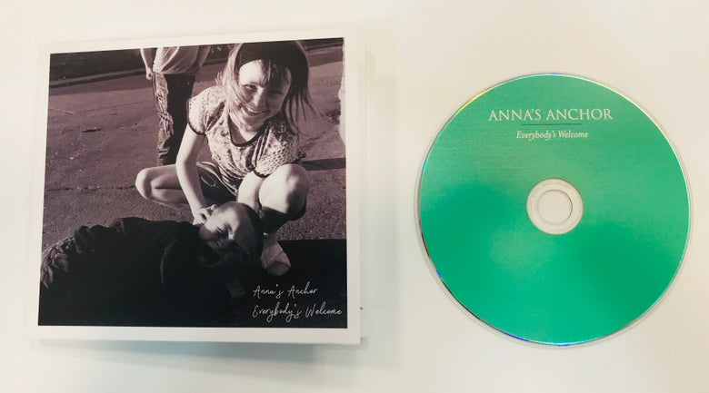 Image of Everybody's Welcome CD