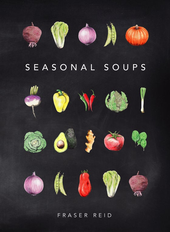 Image of Seasonal Soups