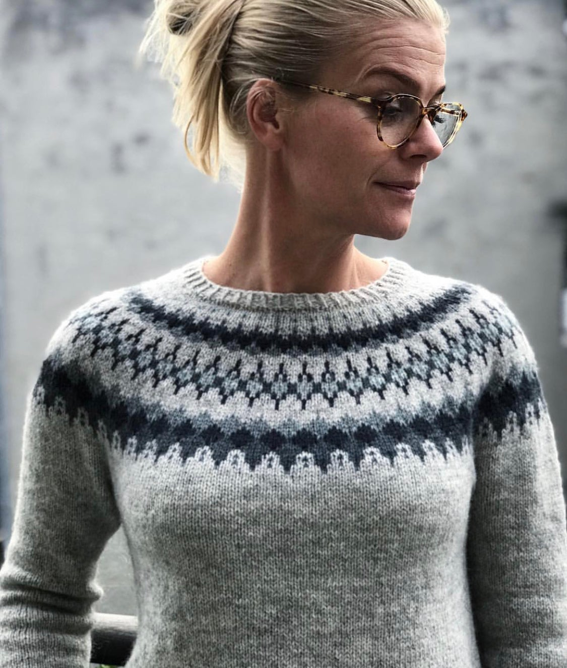 Image of Sirius (DANISH PATTERN ONLY - ENGLISH PATTERN IS ON RAVELRY)